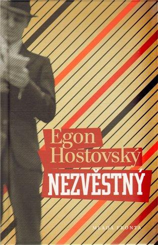 Nezvěstný - Egon Hostovský | Booksquad.ink