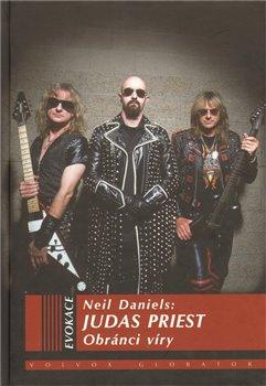 Obálka titulu Judas Priest