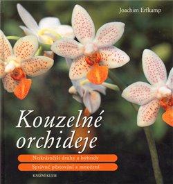 Obálka titulu Kouzelné orchideje