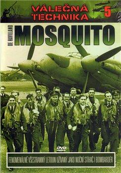 Obálka titulu De Havilland Mosquito