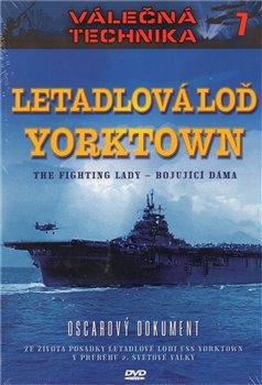 Obálka titulu Letadlová loď Yorktown