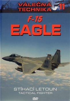 Obálka titulu F-15 Eagle