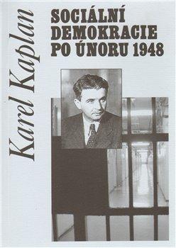 Obálka titulu Sociální demokracie po únoru 1948
