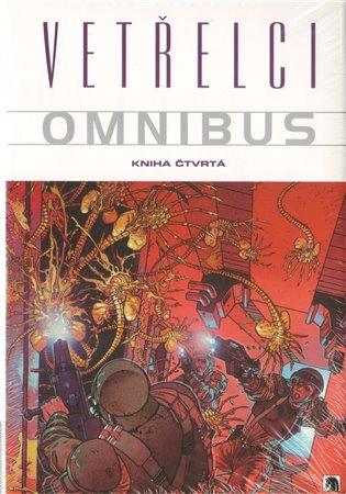 Vetřelci 4:Omnibus - John Arcudi   Booksquad.ink