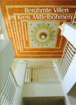 Obálka titulu Berühmte Villen im Kreis Mittelböhmen