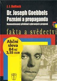Dr. Joseph Goebbels - Poznání a propaganda