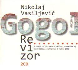 Obálka titulu Revizor