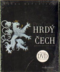 Obálka titulu Česká republika - Proč být hrdý, že jsem Čech + DVD