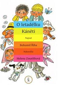 O letadélku Káněti - 2. vydání