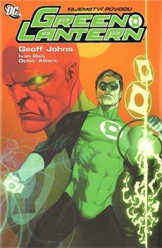 Obálka titulu Green Lantern – Tajemství původu