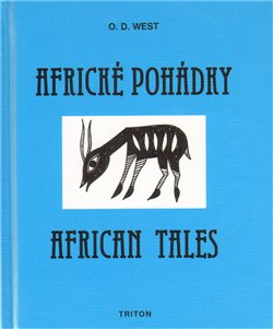 Obálka titulu Africké pohádky - African tales