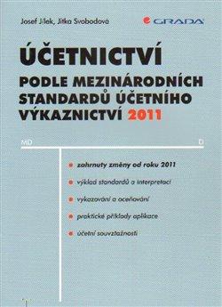 Obálka titulu Účetnictví podle mez. standardů ...(IFRS) 2011