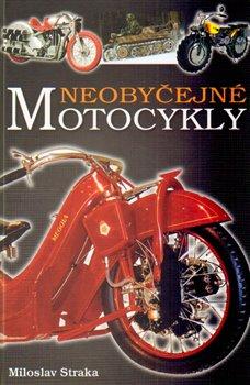 Obálka titulu Neobyčejné motocykly