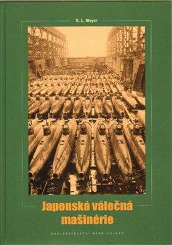 Obálka titulu Japonská válečná mašinérie