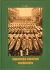 Obálka knihy Japonská válečná mašinérie