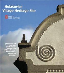 Obálka titulu Holašovice: Vesnická památková rezervace - anglická verze
