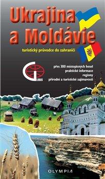 Obálka titulu Ukrajina a Moldávie