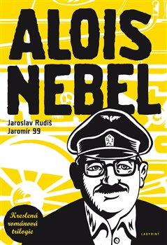 Obálka titulu Alois Nebel - trilogie