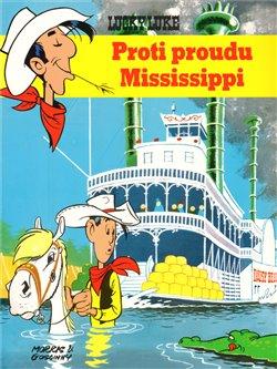 Obálka titulu Proti proudu Mississippi