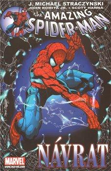 Obálka titulu Spider-man: Návrat