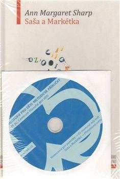Obálka titulu Komplet-Saša a Markétka, Nemocnice pro panenky + CD