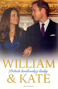 Obálka titulu William a Kate