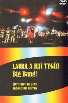 Obálka titulu Big Bang - Čtvrtstoletí na Zemi zapouštíme kořeny + DVD