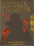 Obálka knihy Biblio Vampiro