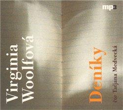 Obálka titulu Deníky/Woolfová/