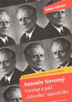 Obálka titulu Antonín Novotný