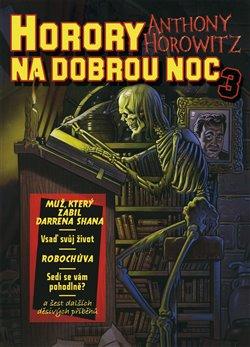 Obálka titulu Horory na dobrou noc 3