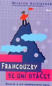 Obálka titulu Francouzky se umí otáčet