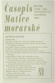 Časopis Matice moravské supplementum 2/2010