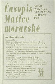 Obálka titulu Časopis Matice moravské supplementum 2/2010