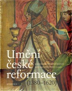 Obálka titulu Umění české reformace
