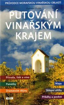 Obálka titulu Putování vinařským krajem