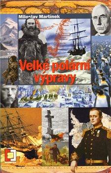 Obálka titulu Velké polární výpravy