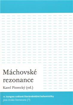Obálka titulu Máchovské rezonance