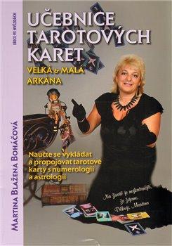Obálka titulu Učebnice Tarotových karet