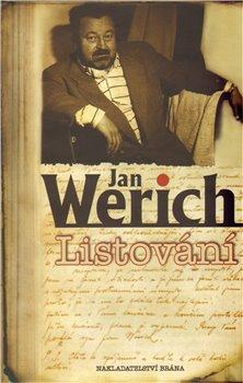 Obálka titulu Listování - Úryvky z korespondence a článků