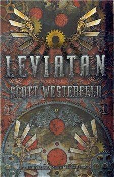 Obálka titulu Leviatan