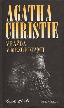 Obálka titulu Vražda v Mezopotámii