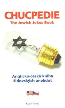 Obálka titulu Chucpedie, The Jewish Jokes Book
