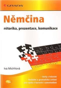 Obálka titulu Němčina - rétorika, prezentace, komunikace