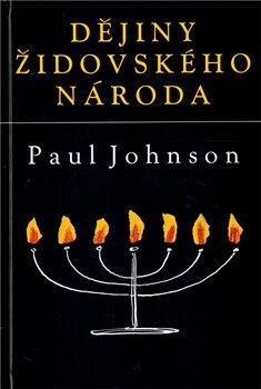 Obálka titulu Dějiny židovského národa