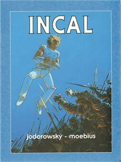 Obálka titulu Incal - brožovaná
