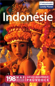 Obálka titulu Indonésie - Lonely Planet