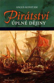 Obálka titulu Pirátství