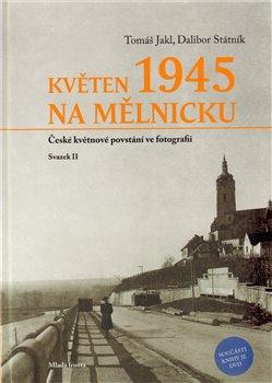 Obálka titulu Květen 1945 na Mělnicku