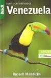 Obálka knihy Venezuela - turistický průvodce